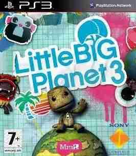 Descargar Little Big Planet 3 [MULTI][Region Free][FW 4.4x][iMARS] por Torrent